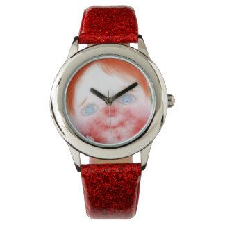 Redhair baby watch relojes de pulsera