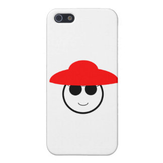 Redhat Man Cases For iPhone 5
