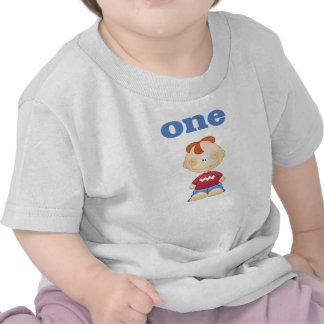 Redhead 1 camiseta