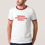 Redhead Appreciation Society