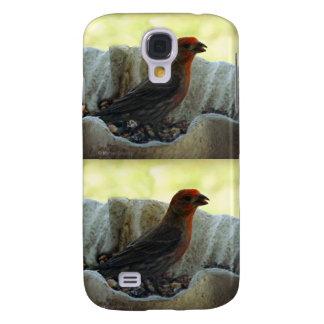 Redhead Bird Samsung S4 Case