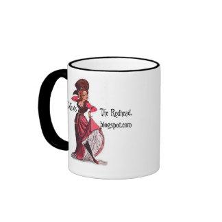 Redhead Blog Mug