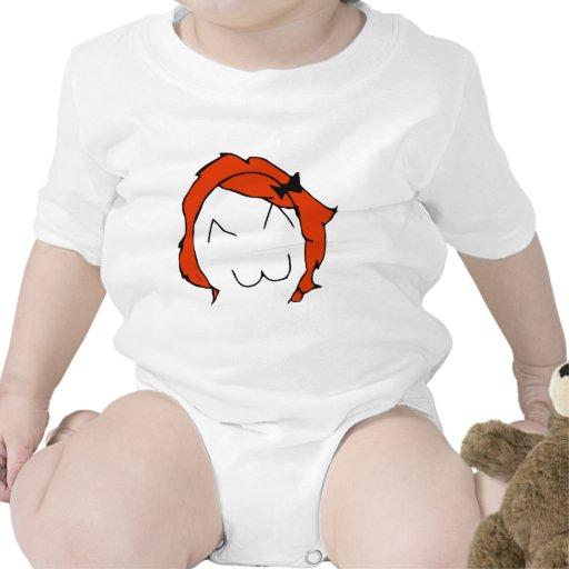 Redhead Derpina Bodysuits