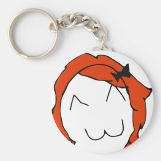 Redhead Derpina Keychains