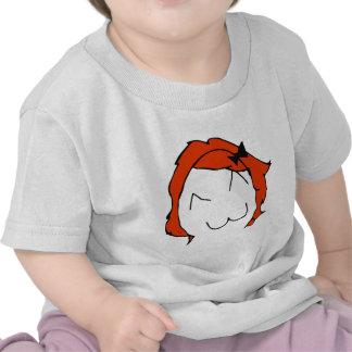 Redhead Derpina Camiseta