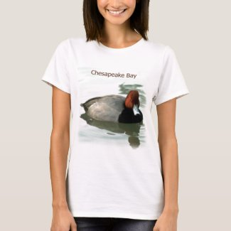 Redhead Duck T-Shirt