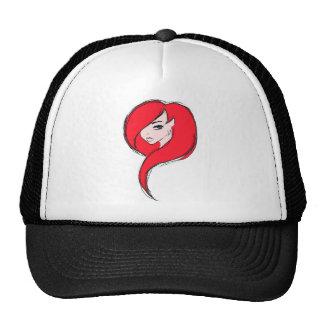 Redhead Gorro De Camionero