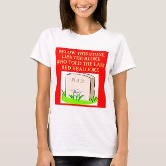 REDHEAD joke T-Shirt