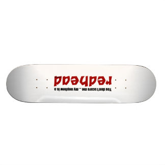 Redhead Nephew Skate Board Deck