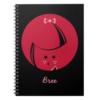 Redhead Notebook CUSTOMIZABLE