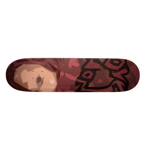 Redhead Tabla De Skate