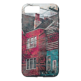 RedHeaded Victorians Corner Mission District sfc iPhone 7 Plus Case