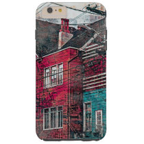 artsprojekt, redheaded, victorians, corner, mission, district, sfc, sanfrancisco, iphone6, [[missing key: type_casemate_cas]] com design gráfico personalizado