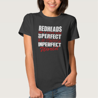 Redheads are a slice of perfect !!! tee shirt