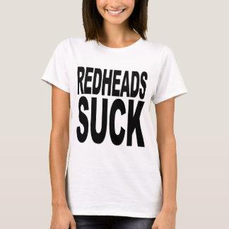 Redheads Suck T-Shirt