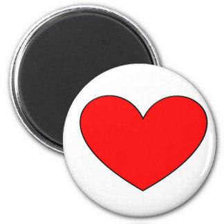 redheart imán redondo 5 cm