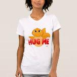 RedHugMeHuggableGoldfish Camiseta