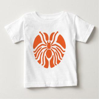 Redish Heart Shaped Spider Shirt