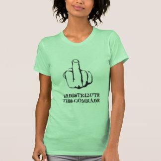 Redistribute This! Shirts