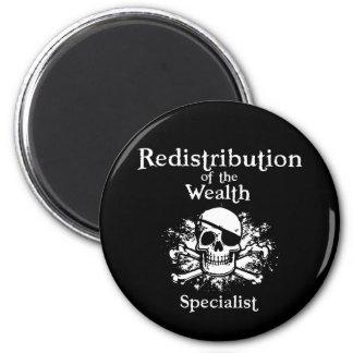 Redistribution Specialist Magnet
