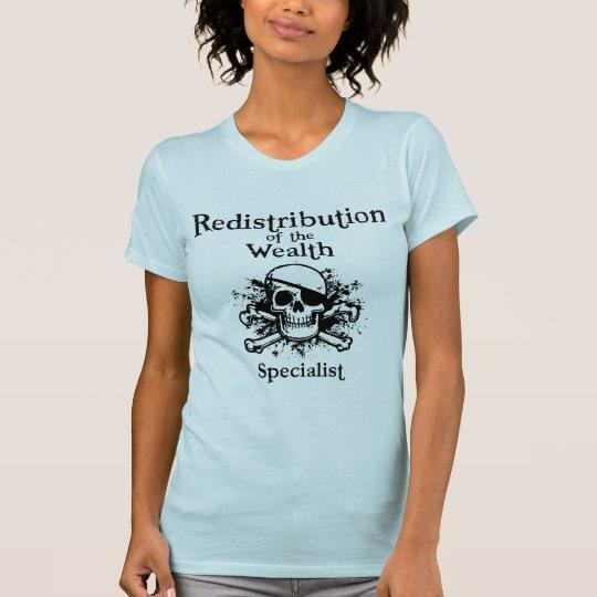 Redistribution Specialist T-Shirt
