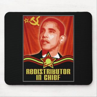 Redistributor In Chief Mouse Pad