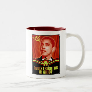 Redistributor In Chief Mug