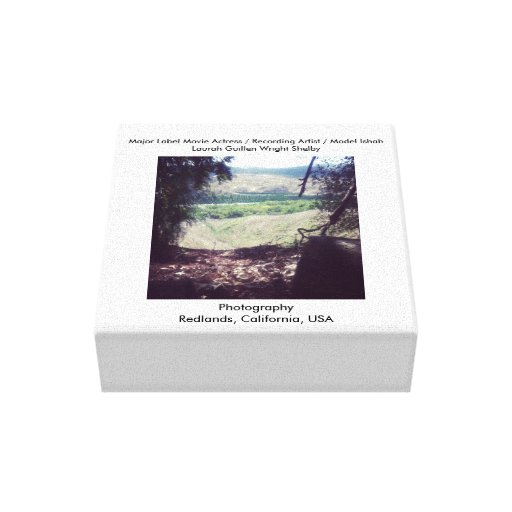 Redlands, California, USA Stretched Canvas Prints