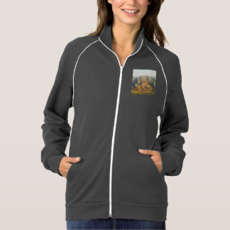 Redlands, California, USA in New 3D Track Jacket