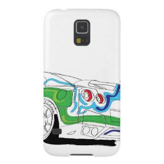 Redlights Carcasas De Galaxy S5