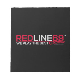 Redline69 Games - Notepad