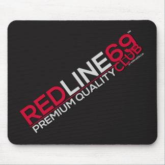redline69club Mouse Pad