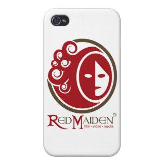 RedMaiden Cases For iPhone 4