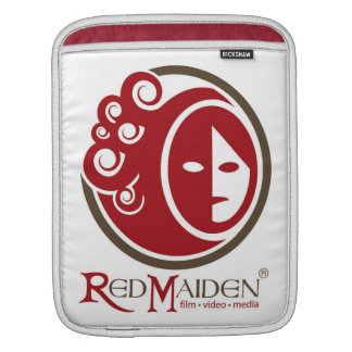 RedMaiden iPad Sleeve