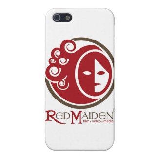 RedMaiden iPhone 5/5S Cases