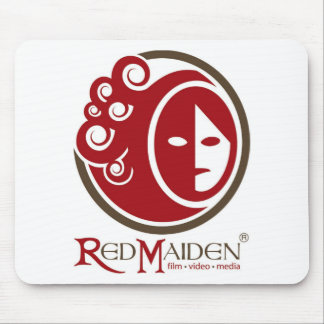 RedMaiden Mouse Pad