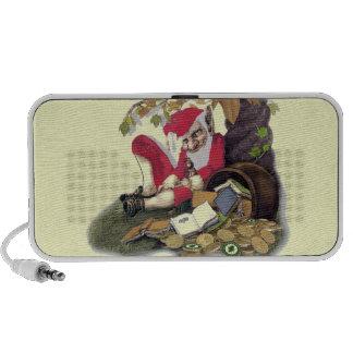 Redman, Irish Folklore and Character iPod Speakers