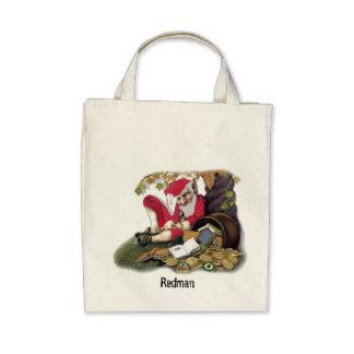 Redman, Irish Folklore Canvas Bags