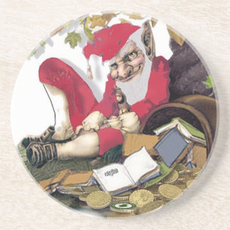 Redman, Irish Folklore Coasters