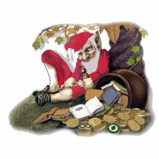 Redman, Irish Folklore Cutout