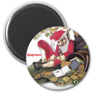 Redman, Irish Folklore Magnet