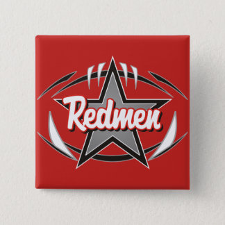 Redmen Square Button