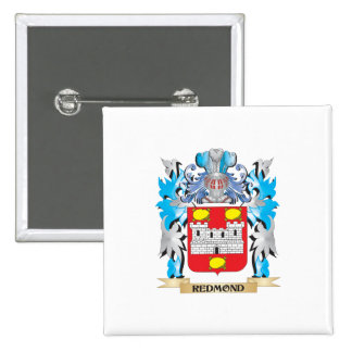 Redmond Coat of Arms - Family Crest Pin