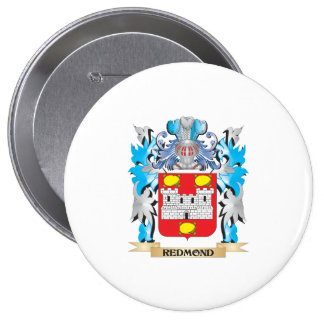 Redmond Coat of Arms - Family Crest Buttons