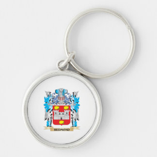 Redmond Coat of Arms - Family Crest Keychain