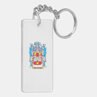 Redmond Coat of Arms - Family Crest Rectangle Acrylic Key Chains