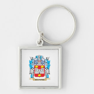 Redmond Coat of Arms - Family Crest Key Chain