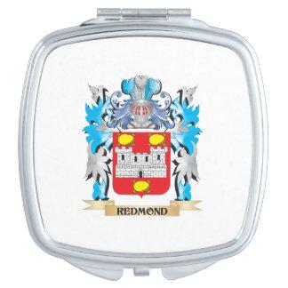Redmond Coat of Arms - Family Crest Vanity Mirror