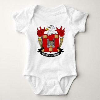 Redmond Family Crest Baby Bodysuit