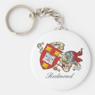 Redmond Family Crest Keychains